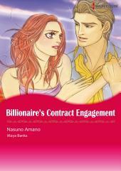Billionaire's Contract Engagement: Harlequin Comics