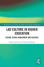 Lad Culture in Higher Education PDF