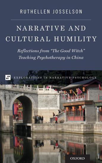 Narrative and Cultural Humility PDF