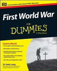 First World War For Dummies PDF