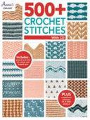 500  Crochet Stitches PDF