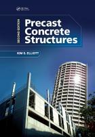 Precast Concrete Structures  Second Edition PDF