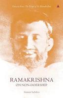Ramakrishna on Non Doership