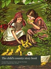 The child's country story book