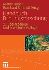 Handbuch Bildungsforschung: Ausgabe 2