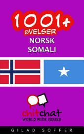 1001+ øvelser norsk - Somali