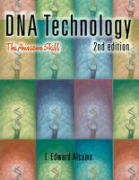 DNA Technology PDF