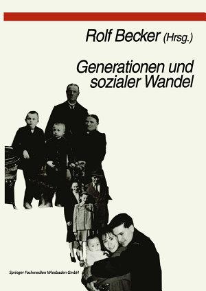 Generationen und sozialer Wandel PDF