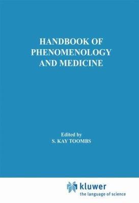 Handbook of Phenomenology and Medicine PDF