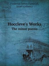 Hoccleve's Works: Parts 1-3