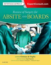 Review of Surgery for ABSITE and Boards E-Book: Edition 2