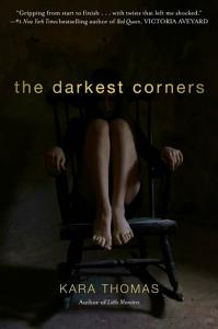 The Darkest Corners Book