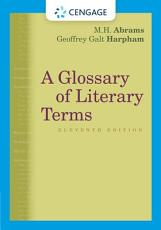 A Glossary of Literary Terms PDF