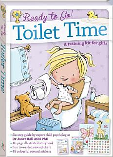 Ready to Go  Toilet Time Book