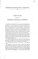 Circular Relating to Collections in Archeology and Ethnology Joseph Henry PDF