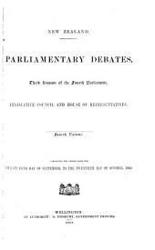 Parliamentary Debates: Volume 4