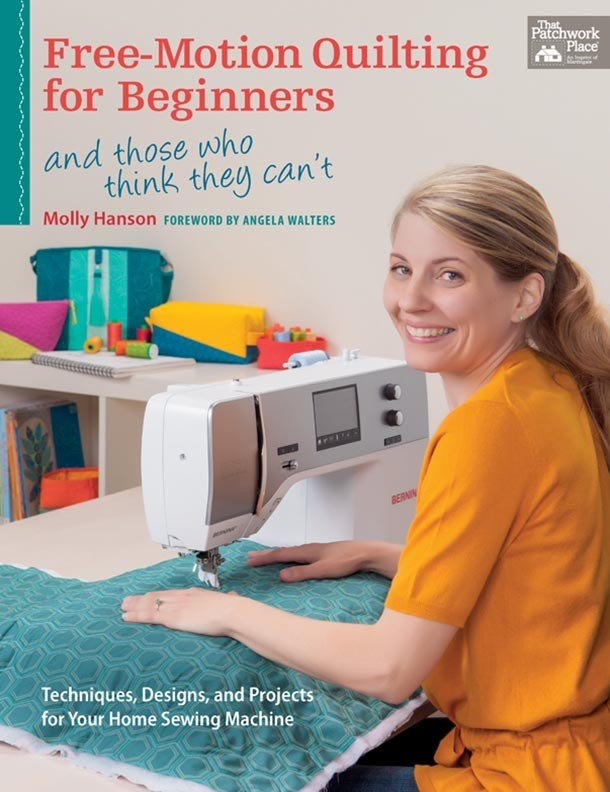 Free-Motion Quilting for Beginners
