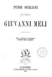 Puisii siciliani