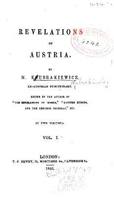 Revelations of Austria