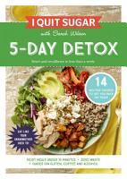 I Quit Sugar 5 Day Detox PDF