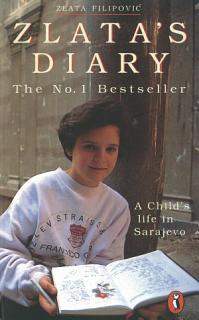 Zlata s Diary Book