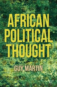 African Political Thought PDF