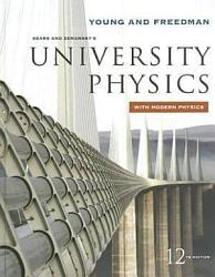 University Physics With Modern Physics Book PDF