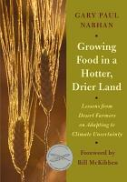 Growing Food in a Hotter  Drier Land PDF