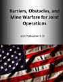 Barriers  Obstacles  and Mine Warfare for Joint Operations