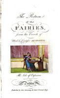 Le Retour des f  es  The Return of the Fairies  etc  With plates PDF