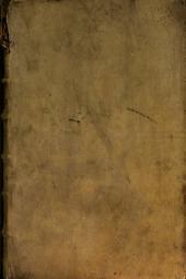 Medicae artis principes post Hippocratem & Galenum, Graeci latinitate donati Actuarius, Aretaeus, Ruffus Ephesius, Oribasius, Paulus Aegineta, Aetius, Alex. Trallianus, Nic Myrepsus. Latini Corn. Celsus, Scrib. Largus, Marcell. Empiricus...