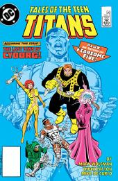 Tales of the Teen Titans (1984-) #56