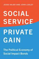 Social Service  Private Gain PDF