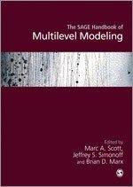 The SAGE Handbook of Multilevel Modeling PDF