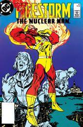 Firestorm: The Nuclear Man (1987-) #82