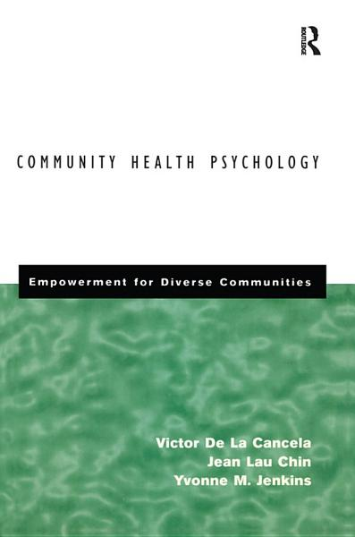Download Community Health Psychology Book