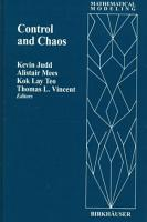 Control and Chaos PDF