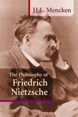 Philosophy of Friedrich Nietzsche PDF