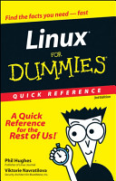 Linux For Dummies Quick Reference PDF