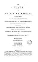 The Plays of W  Shakespeare  2 PDF