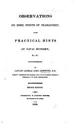 Observations on some points of seamanship, with practical hints on naval economy