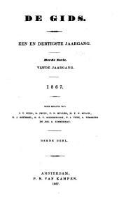 De Gids: Volume 31,Nummers 3-4
