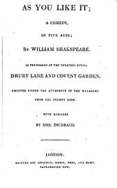 The British Theatre; Or, A Collection of Plays: Which are Acted at the Theatres Royal, Drury Lane, Covent Garden, and Haymarket ...