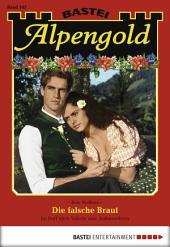 Alpengold - Folge 163: Die falsche Braut