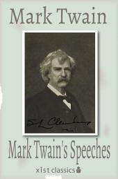 Mark Twain's Speeches