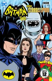 Batman '66 Meets Steed and Mrs Peel (2016-) #12