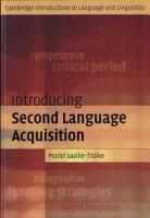 Introducing Second Language Acquisition PDF