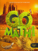 Go Math Grade 5 Standards Practice Book