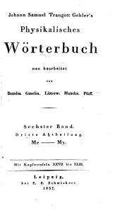 Physikalisches wörterbuch