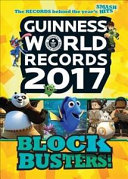 Guinness World Records 2017  Blockbusters Book